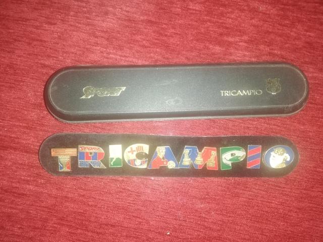 "\""Tricampio\"", Barca (Sport)"