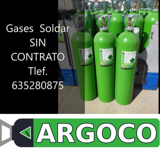 Gas De Soldadura - Sin Contrato