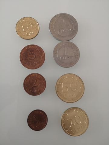 Serie Completa Prueba Euros Churriana