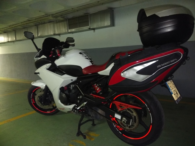 Motocicleta Moto Bicicleta Protector Funda De Lluvia Para Suzuki 1400cc gsx1400