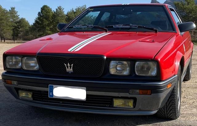 MIL ANUNCIOS.COM - Maserati 2.24V 1990