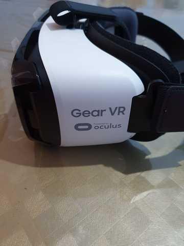 GAFAS GEAR VR OCULUS 3D SAMSUNG segunda mano  A Coruña