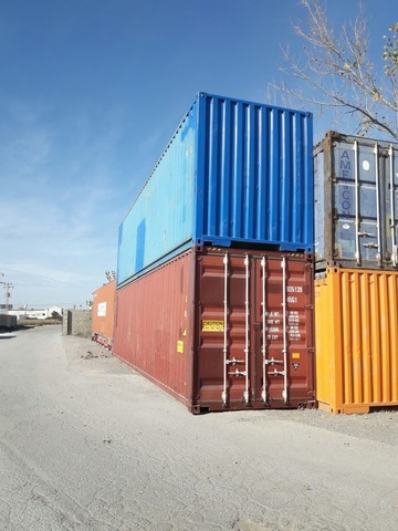 CONTAINER MARITIMO 40 PIES 12M PAMPLONA - foto 1