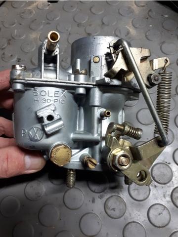 Clásico VW Beetle Carburador reconstruir Kit Empi//Solex//KADRON 40s /& 44s Carburador por