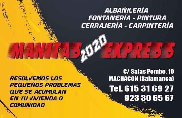 MANITAS EXPRESS 2020 - foto 1
