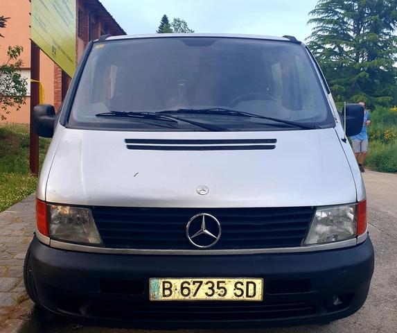 Exterior para Opel Vivaro autobús recuadro catre