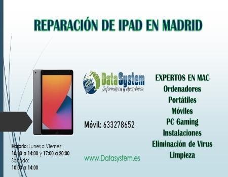 REPARACIÓN DE IPAD EN MADRID - foto 1
