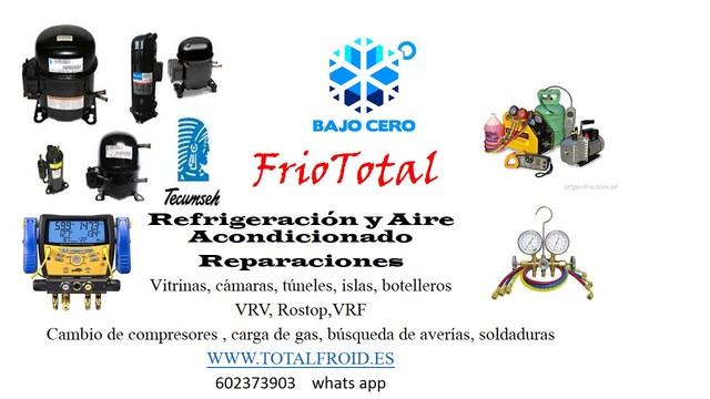 REPARACIONES FRIGORÍFICAS - foto 1