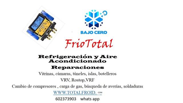 REPARACIONES FRIGORÍFICAS - foto 3