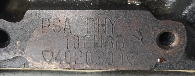 MOTOR PSA 1. 9TD DHY - foto 2
