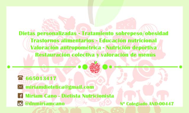 DIETISTA NUTRICIONISTA EN SEVILLA - foto 2
