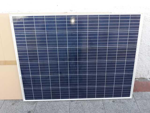 Placa Solar 200 Wts 12 Voltios 127 Euros