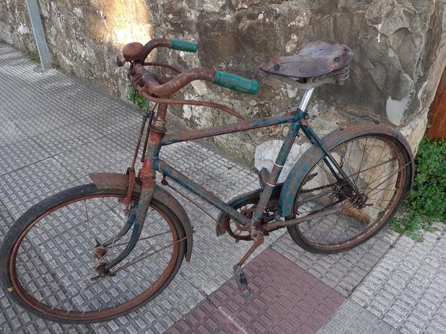 Bicicleta Orbea De Varillas