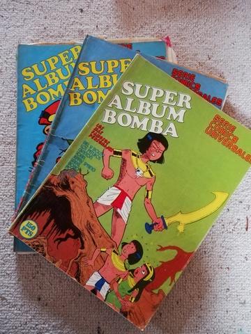 Super Album Bomba De Los 80