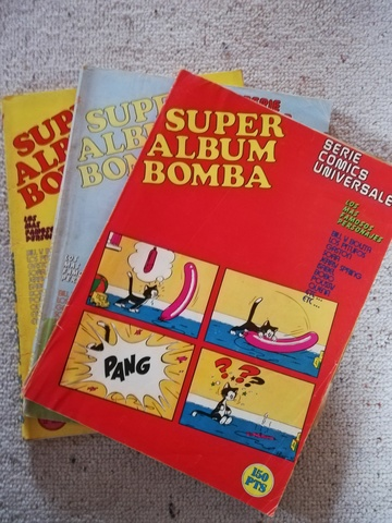 SUPER ALBUM BOMBA DE LOS 80 - foto 3