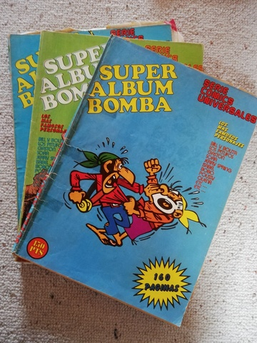 SUPER ALBUM BOMBA DE LOS 80 - foto 8
