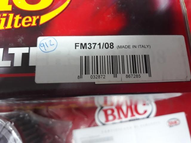 @ HONDA VTX1800 FILTRO AIRE RACING BMC - foto 5