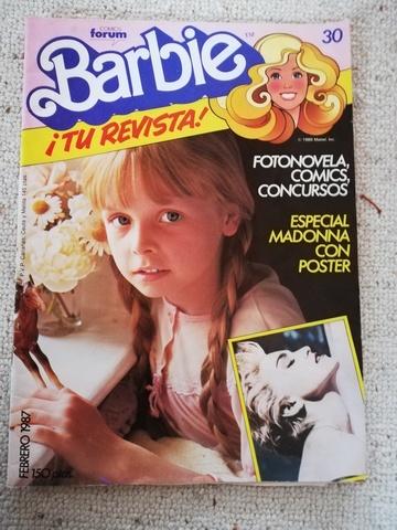 BARBIE TU REVISTA! DE LOS 80 - foto 4