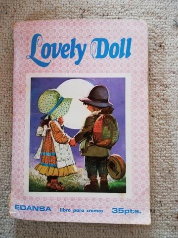 Album De Cromos Lovely Doll De Los 80