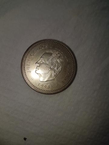 Moneda Española   De 2000 Peseta 1998