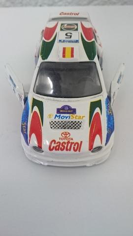 Corolla Carlos Sainz 1/43 Año98 Y Regalo