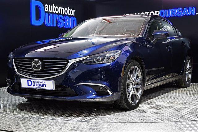 Mazda 6 maletero 2012 en adelante Eco Cuero Y Alicante Medida Fundas De Asiento Para Coche