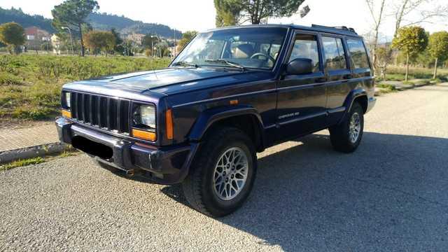 Mil Anuncios Com Jeep Cherokee Venta De Coches 4x4 Todoterreno
