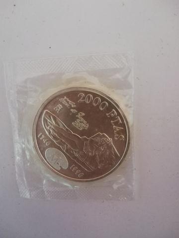 Moneda De Plata Juan Carlos I, 1996