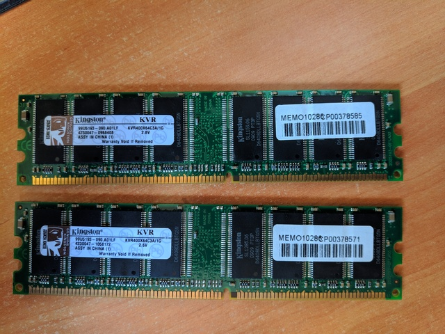 4 MEMORIA, RAM - foto 3