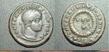 Constantino Ii Ae3 Follis - R5