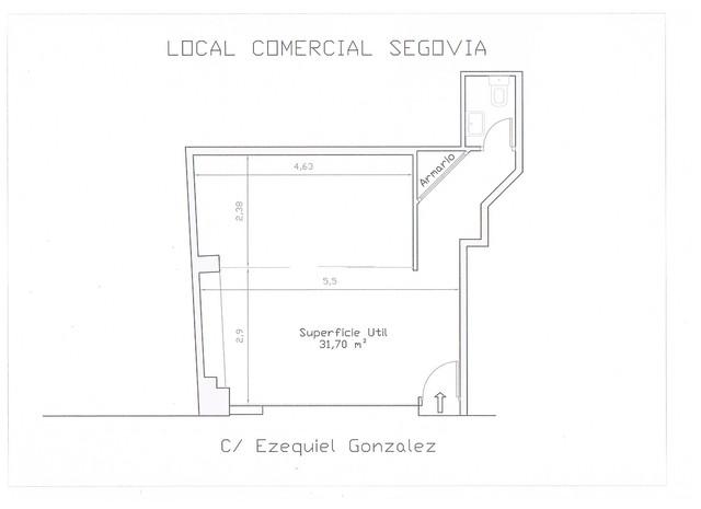 LOCAL PARA OFICINA EZEQUIEL GLEZ.  AVDA.  - foto 4
