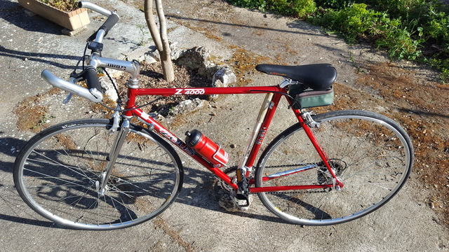 Bicicleta De Carretera  Zeus 4000