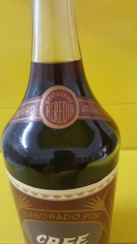 Antigua Botella Años 50/60 Precintada