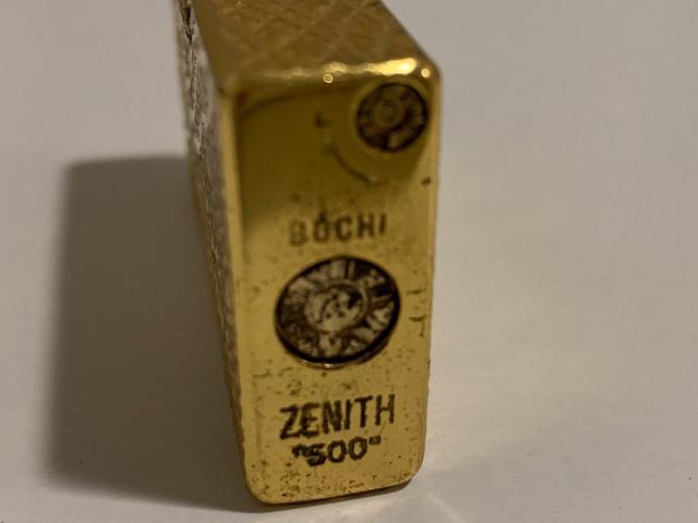 Encendedor Zenith 500