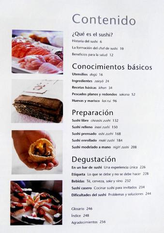 LIBRO SUSHI TÉCNICA Y SABOR MADRID - foto 5