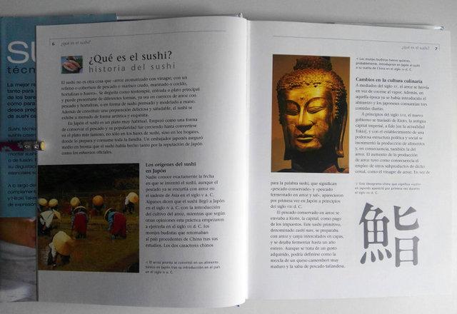 LIBRO SUSHI TÉCNICA Y SABOR MADRID - foto 6