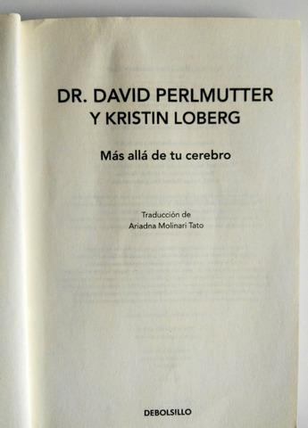 LIBRO MÁS ALLÁ DE TU CEREBRO - MADRID - foto 2