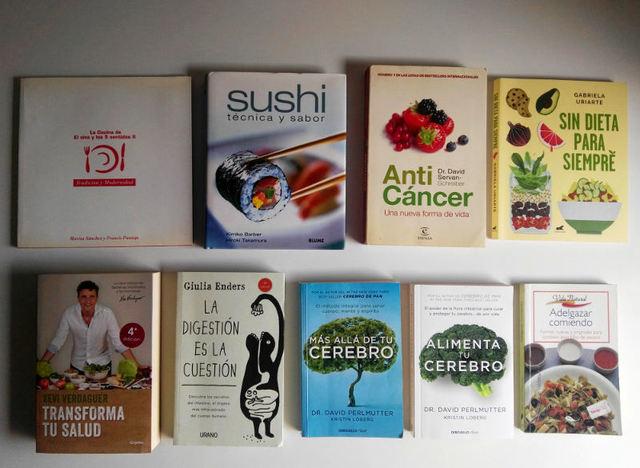 LIBROS MÁS ALLÁ Y ALIMENTA TU CEREBRO - foto 8