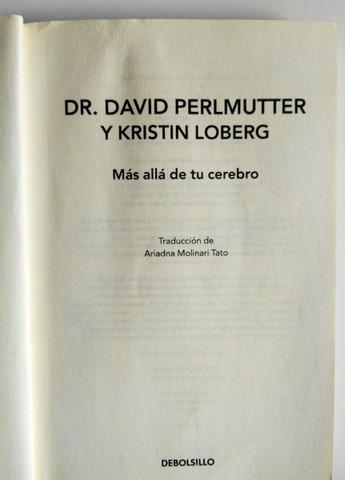 LIBRO ALIMENTA TU CEREBRO - MADRID - foto 6