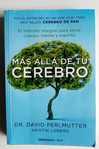 LIBRO MÁS ALLÁ DE TU CEREBRO - MADRID - foto 1