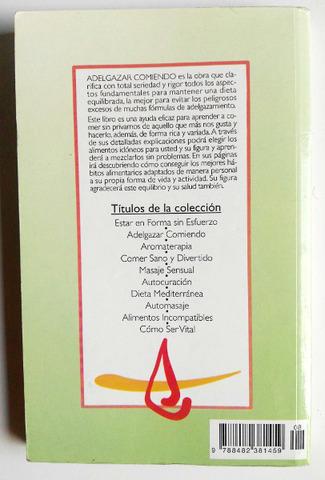 LIBRO ADELGAZAR COMIENDO - MADRID - foto 2