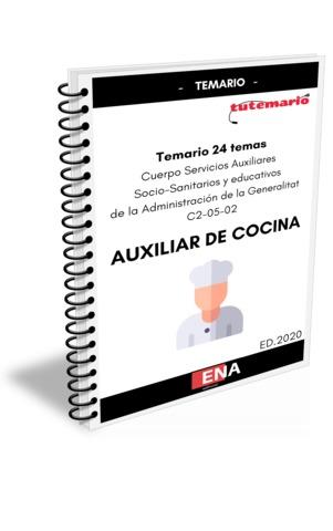 TEMARIO OPOSICIONES AUXILIAR DE COCINA G - foto 1