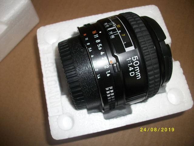 NIKON 50 MM F 1. 4. . .  - foto 1