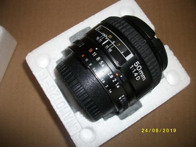 NIKON 50 MM F 1. 4. . .  - foto 2