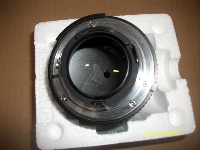 NIKON 50 MM F 1. 4. . .  - foto 4