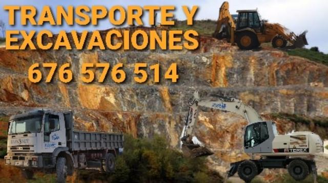 EXCAVACIONES , TRANSPORTES Y DEMOLICIONES - foto 1