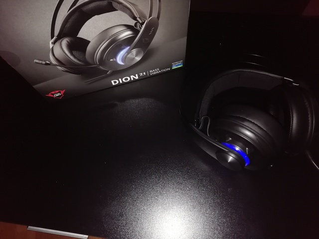 AURICULARES GAMING TRUST GXT 383 DION - foto 3