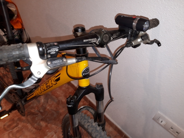 Luz Para Bicicletas