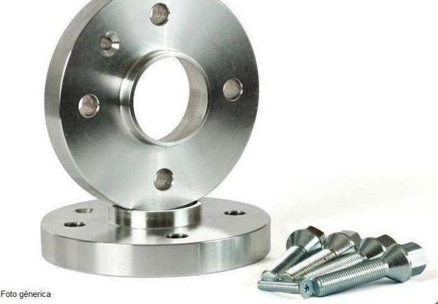 Separadores De Rueda Kit de 20 mm 8 V 2 Pernos Para AUDI RS3 15-16 5x112 Espaciador 57.1