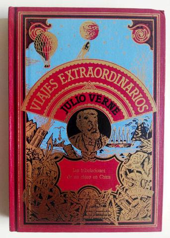 LIBRO VIAJES EXTRAORDINARIOS JULIO VERNE - foto 1